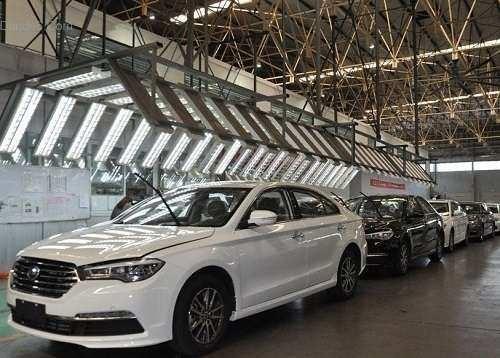 تولید 5 مدل خودروی سواری در کشور متوقف شد