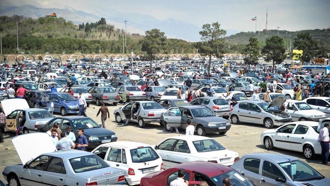 روند نا آرام قیمت ها در بازار خودروهای داخلی همچنان ادامه دارد