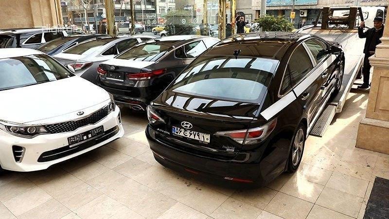 جدیدترین قیمت خودروهای وارداتی در بازار امروز پنج شنبه ۲۲ آذر