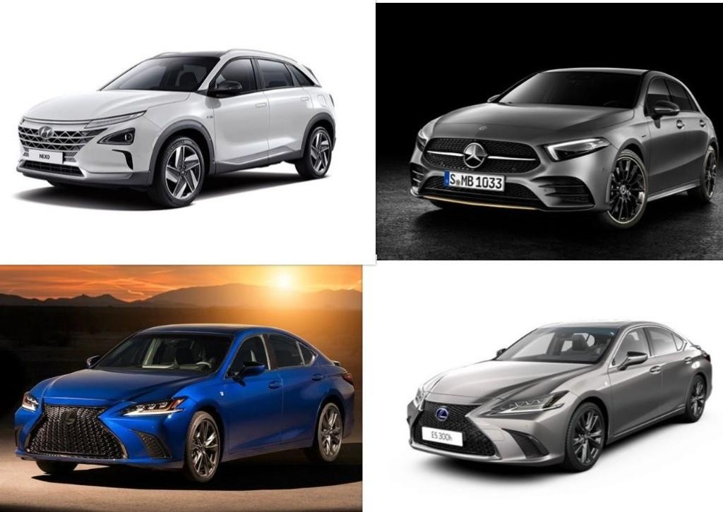 معرفی ایمنترین خودروهای سال 2018 در کلاسهای مختلف توسط یوروانکپ + عکس