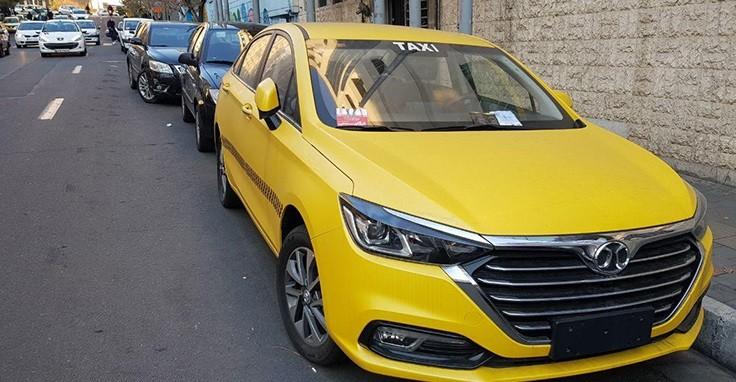 دیده شدن یک خودروی جدید چینی دیگر در خیابان های تهران + عکس