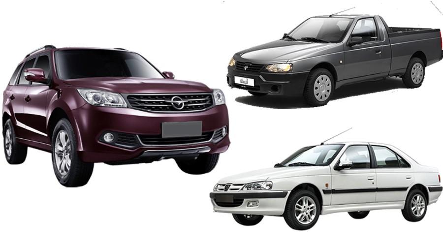 شرایط جدید فروش فوری 3 محصول ایران خودرو آغاز شد