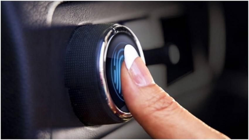 ورود به خودرو و استارت زدن با تکنولوژی جدید اثر انگشت هیوندای + عکس