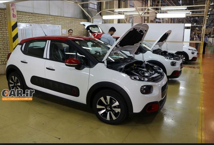 با توجه تجمعات اعتراضی احتمال تغییر قیمت خودروی جدید سیتروئن C3 وجود دارد