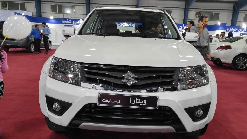 قیمت جدید سوزوکی ویتارا از سوی ایران خودرو اعلام شد - دی 97