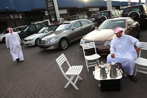 پیشبینی رشد فروش خودرو در امارات در سال ۲۰۱۹