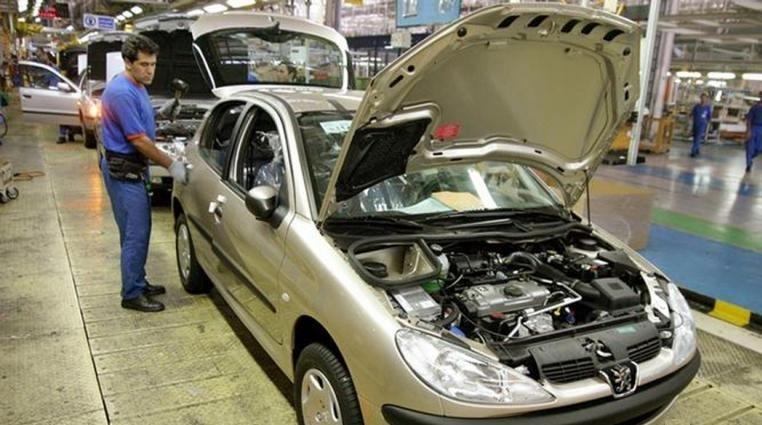 کاهش تولید خودرو در کشور این بار 71 درصد نسبت به سال قبل - آذر ۹۷