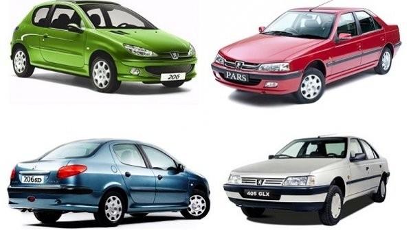 قیمت محصولات ایران خودرو 10 سال پیش در چنین روزی چقدر بود؟ + جدول