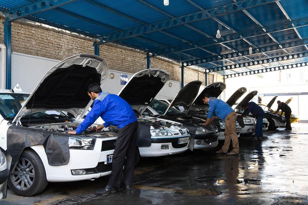 بررسی  وفاداری مشتریان به نمایندگیهای خدمات پس از فروش در ایران