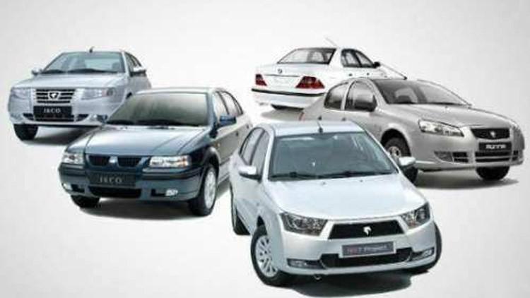 صدور مجوز پیش فروش محصولات ایران خودرو برای دی ماه
