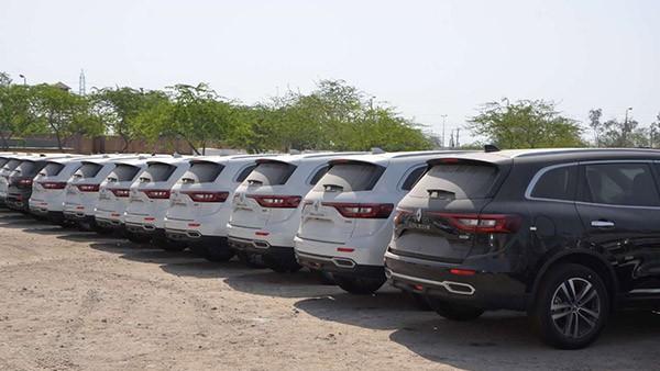 آخرین سری خودروهای وارداتی در آستانه ورود به بازار