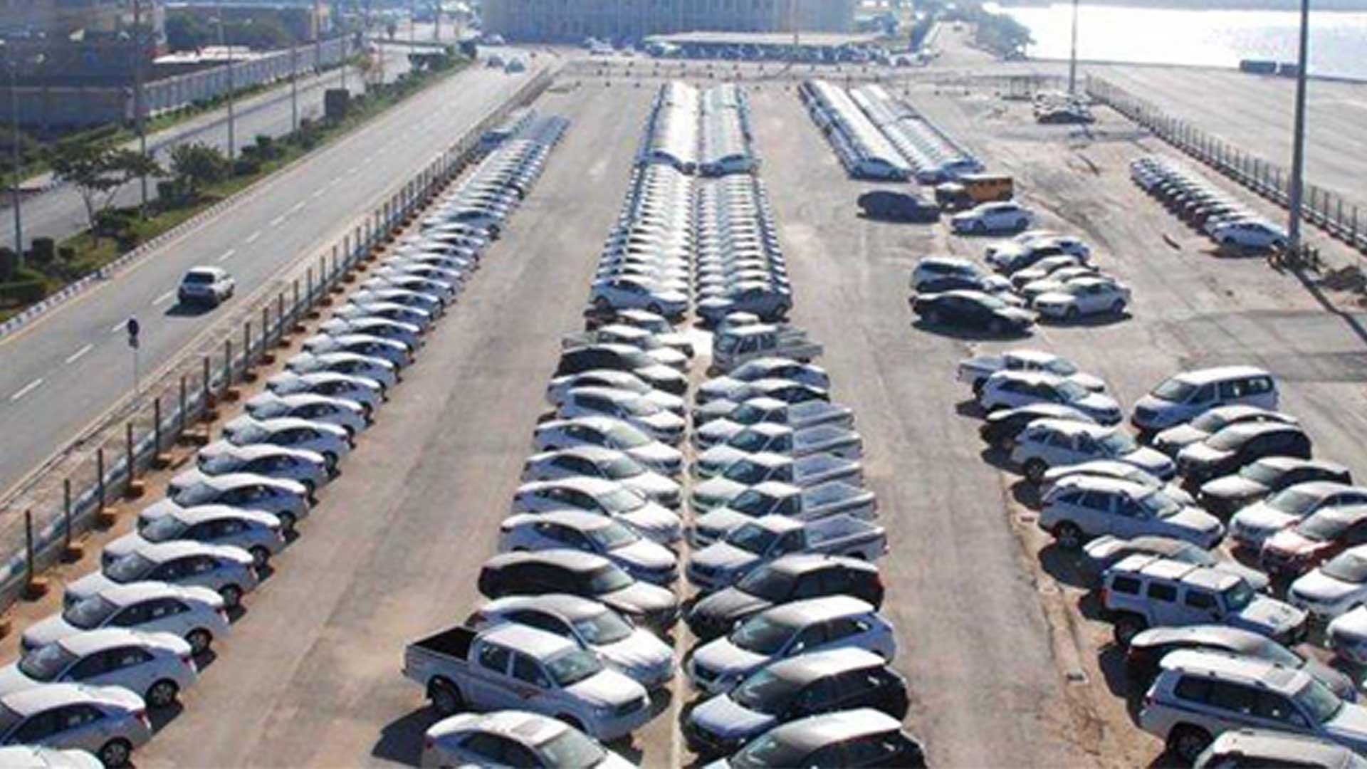موافقت دولت با اصلاحات مصوبه ترخیص خودروهای دپو شده در گمرک