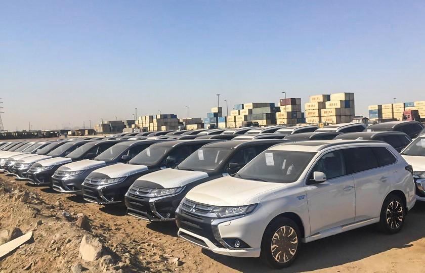شروع  ترخیص خودروهای خارجی در گمرک از 13 بهمن  ماه ۹۷