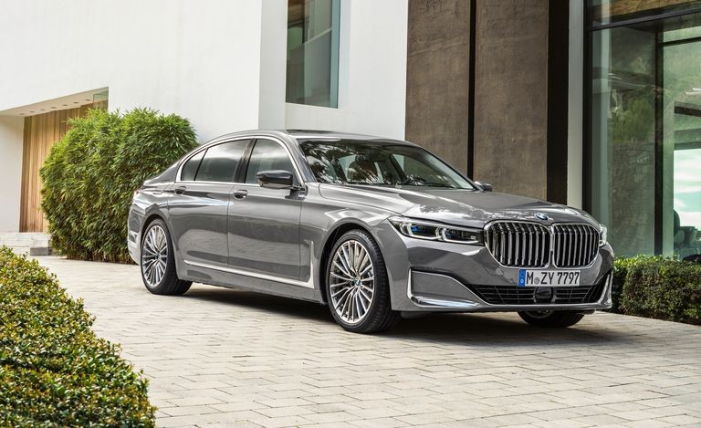 رونمایی از نسل جدید BMW سری 7  + عکس