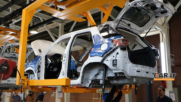 گزارش کامل خط تولید محصولات بیسو در تهران