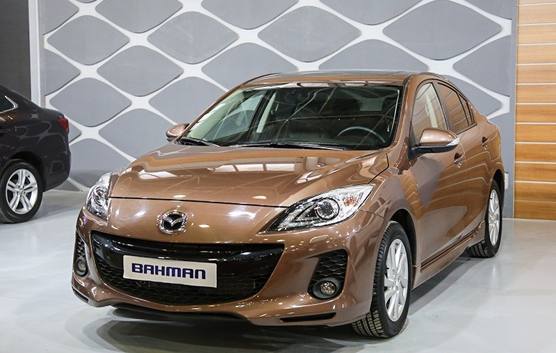 فروش قطعی خودروی مزدا3 با مدل 98 با تعداد محدود آغاز شد - بهمن 97