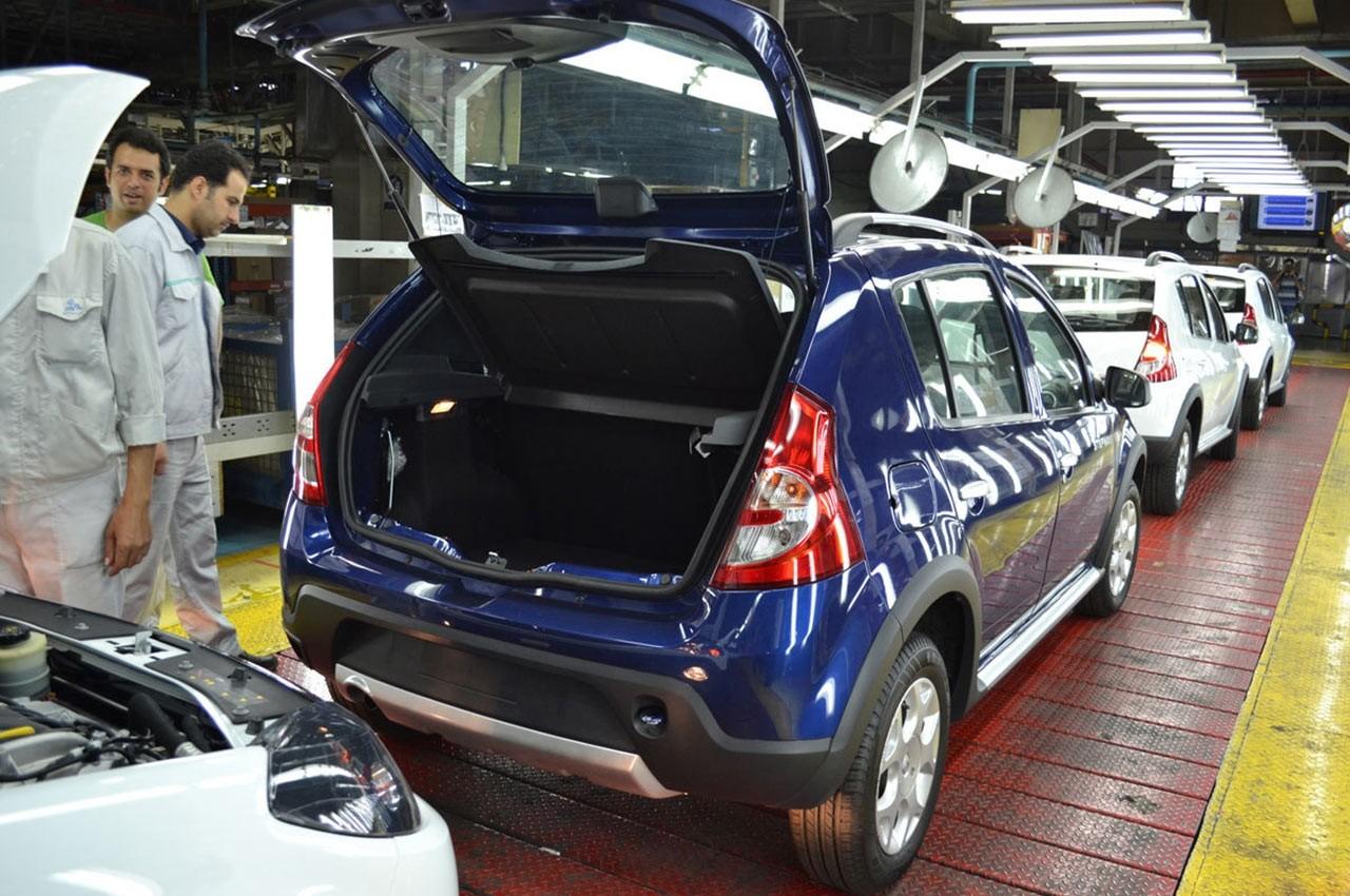 اعلام آمادهسازی طرح جایگزینی خودروهای گروه رنو شرکت سایپا