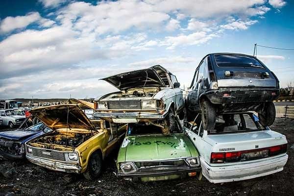 اعلام کاهش ٧٥درصدى اسقاط خودرو در سال٩٧