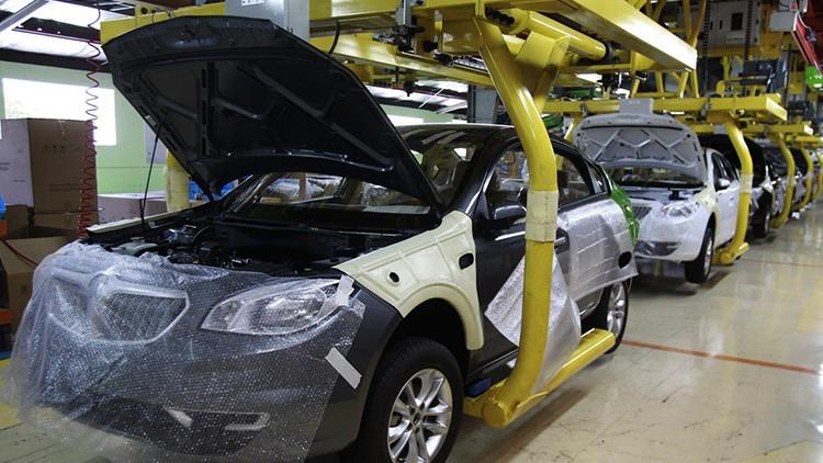 آمار تولید ضعیف خودروسازان داخلی