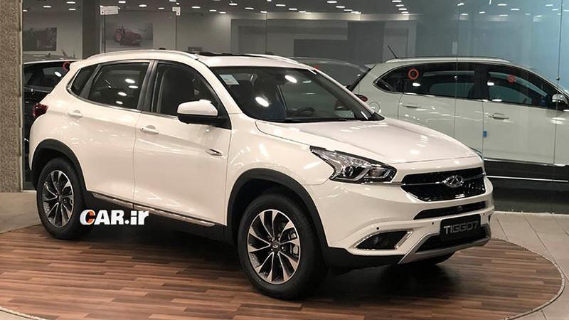 لیست قیمت جدید محصولات مدیران خودرو (ام وی ام - چری)