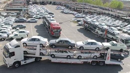 ورود 120 هزار خودروی دپو شده ایران خودرو و سایپا به بازار