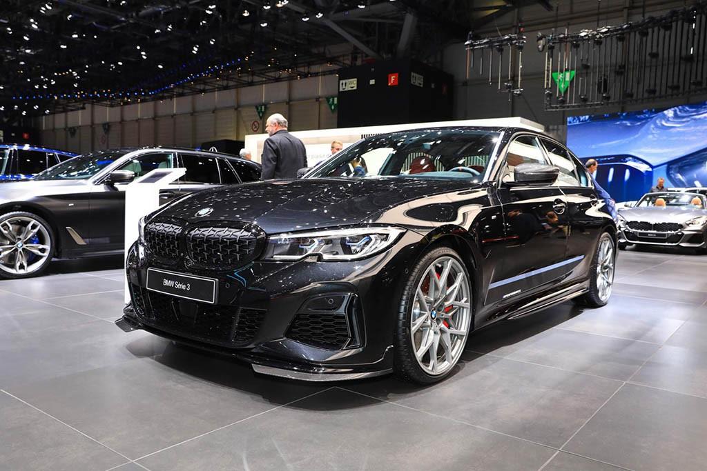 رونمایی از بامو M340i مدل 2020 منحصر بفرد با کیت اضافه M + تصاویر