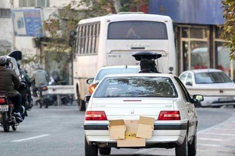 6 ماه تا 1 سال حبس، مجازات دستکاری و مخدوش کردن پلاک خودرو