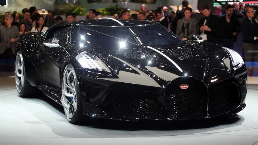 شکسته شدن رکورد گرانقیمتترین خودرو جهان + قیمت