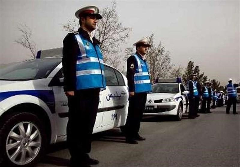 دهها هزار پلیس محسوس و نامحسوس طی ایام نوروزی در جادهها حاضر خواهند بود