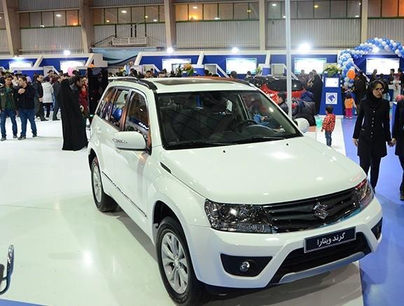 سوزوکی از بازار ایران خداحافظی کرد - هایما اس 7 خودروی جایگزین