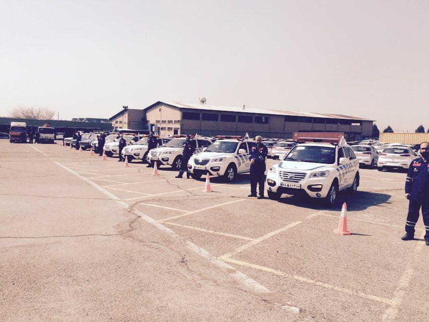 آمادگی 100 پایگاه امدادی بم خودرو برای امدادرسانی به مشتریان کرمان موتور