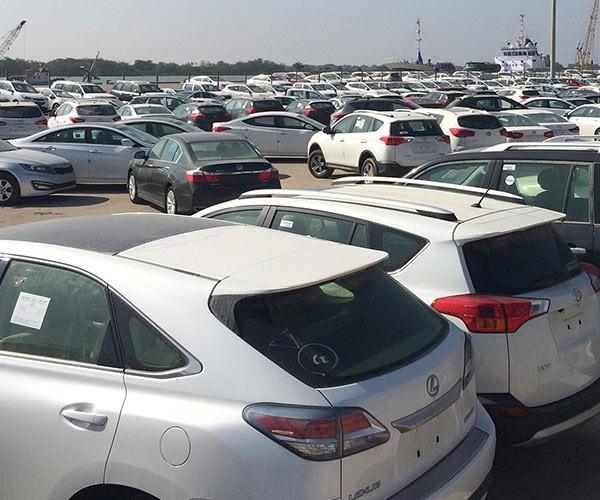 جدول جدیدترین قیمت خودروهای وارداتی در بازار تهران - دوشنبه 2۷ اسفند