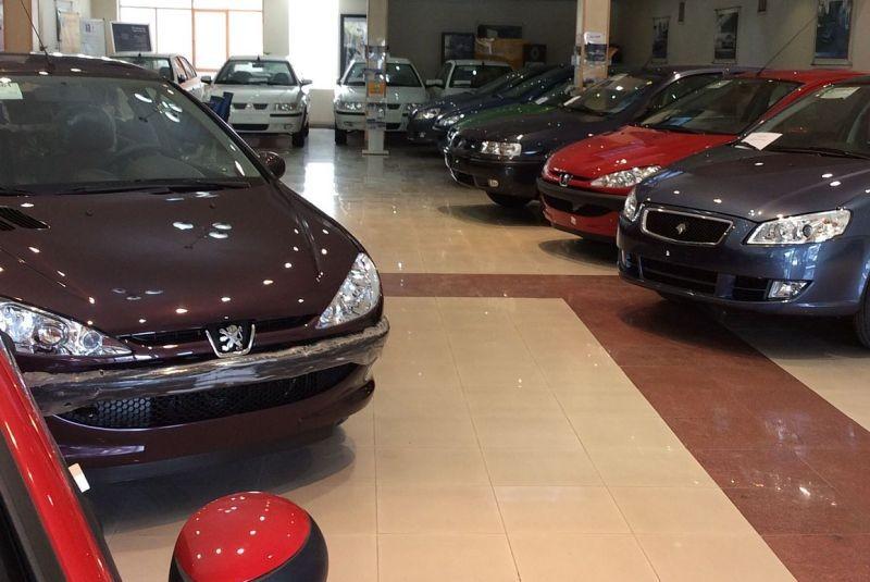 جدول قیمت 12 مدل خودروی داخلی در بازار با مدل 98