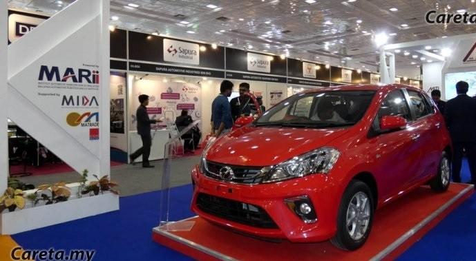 خودروساز مالزیایی ؛ Perodua در پی ورود به بازار هند است