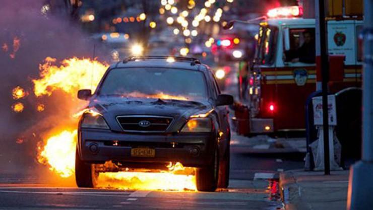 تحقیق از کیا و هیوندای به خاطر آتشسوزی خودروها