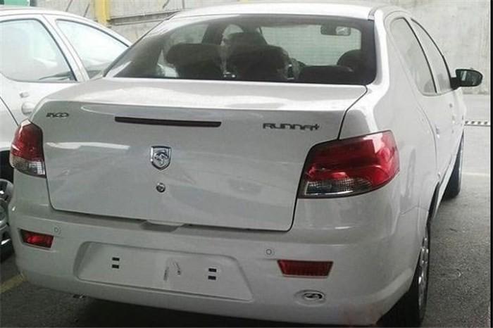 به زودی رانا پلاس به بازار خودرو ایران وارد می شود + تصاویر