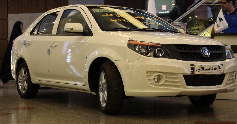 اعلام قیمت جدید خودروی جیلی GC6 با مدل 98 + شرایط فروش فوری