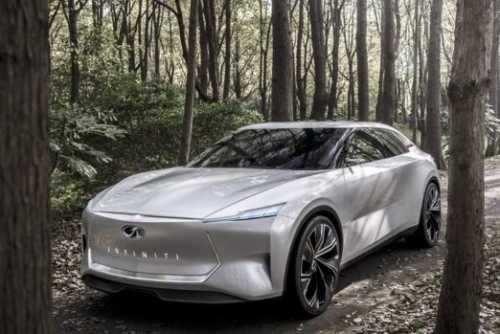 اولین مدل الکتریکی اینفینیتی 3 سال دیگر به بازار خواهد آمد