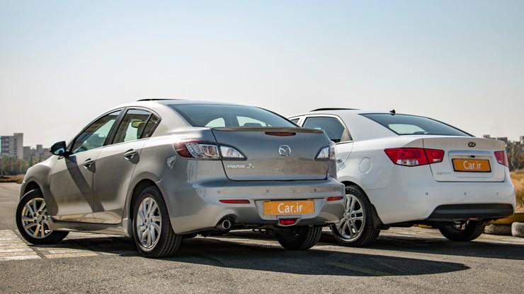 گزارش کامل ارزشیابی کیفی خودروهای داخلی در اسفند ماه منتشر شد