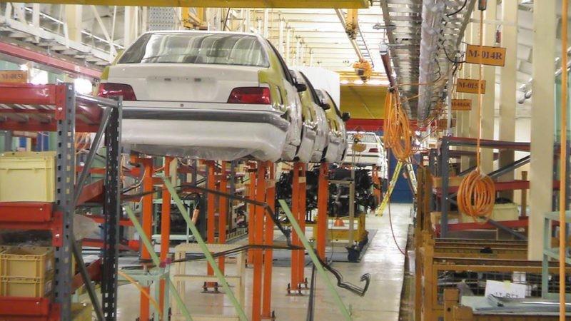 انتشار آمار تولید خودروسازان کشور در سال 97