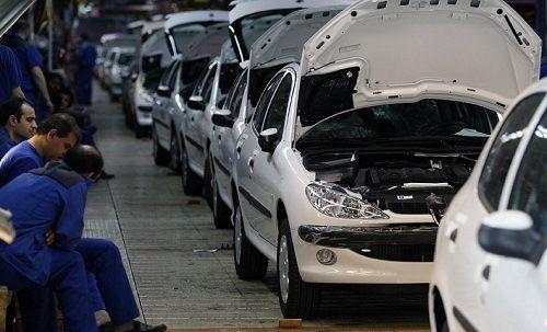 صنعت خودرو ایران به رتبه ۱۸ جهان با افت ۴۰ درصدی در تولید تنزل یافت + جدول