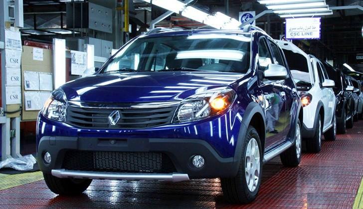 کاهش فروش شرکت جهانی رنو با خروج اجباری از بازار خودروی ایران