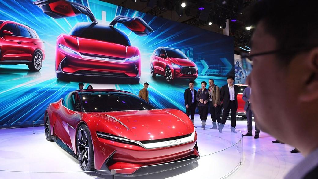 ورود خودروی اسپرت پلاگین هیبریدی BYD به بازار در سال آینده + عکس