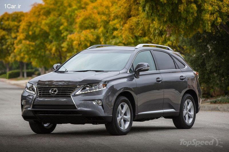 آیا می دانید پرفروشترین محصول برند لکسوس کدام خودرو است؟