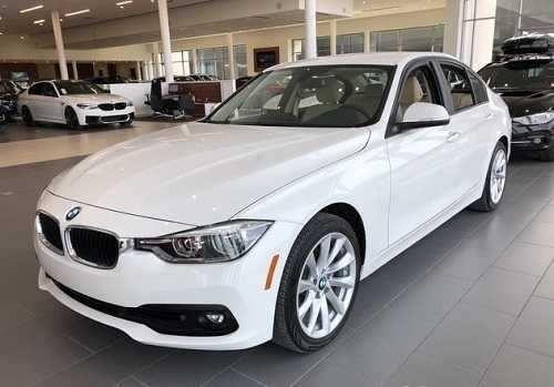 قیمت جدید 320 BMW مدل 2018 در ایران - اردیبهشت 98