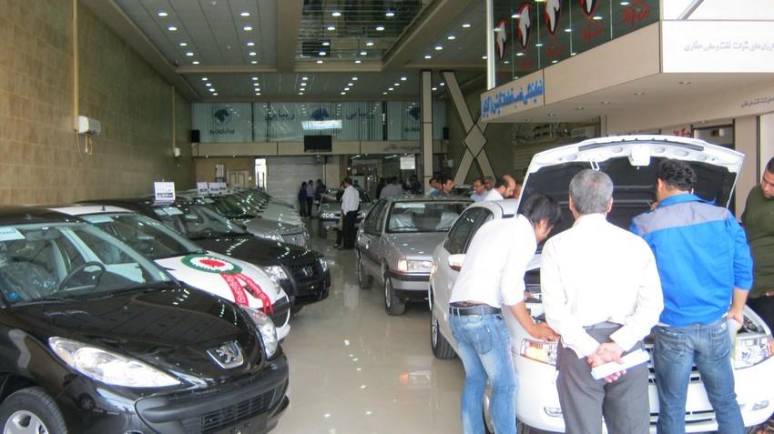 تحویل خودروهای ایران خودرو به مشتری بر چه اساسی می باشد؟