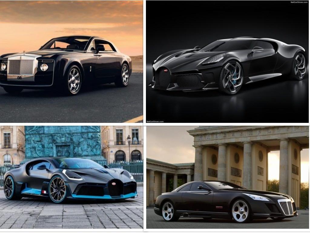 معرفی ۵ خودروی اول گرانقیمت جدید دنیا + قیمت