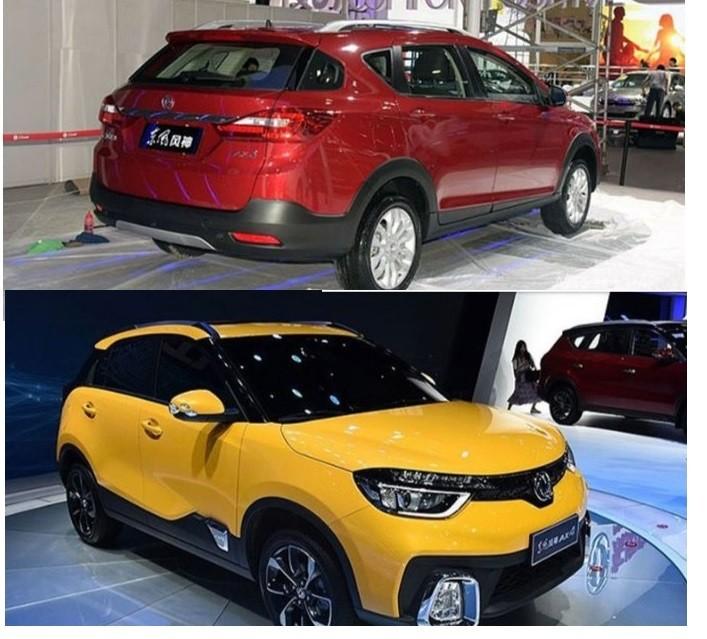 حضور دو محصول جدید دانگ فنگ در ایران خودرو - آیا این خودروها در ایران تولید می شود؟  + عکس