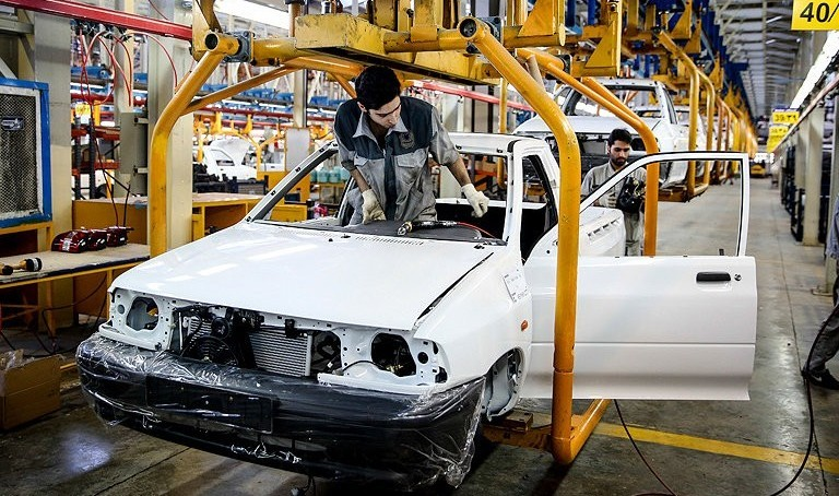 نماینده مجلس: تیراژ تولید خودرو در سایپا باید به ۳ هزار دستگاه در روز برسد