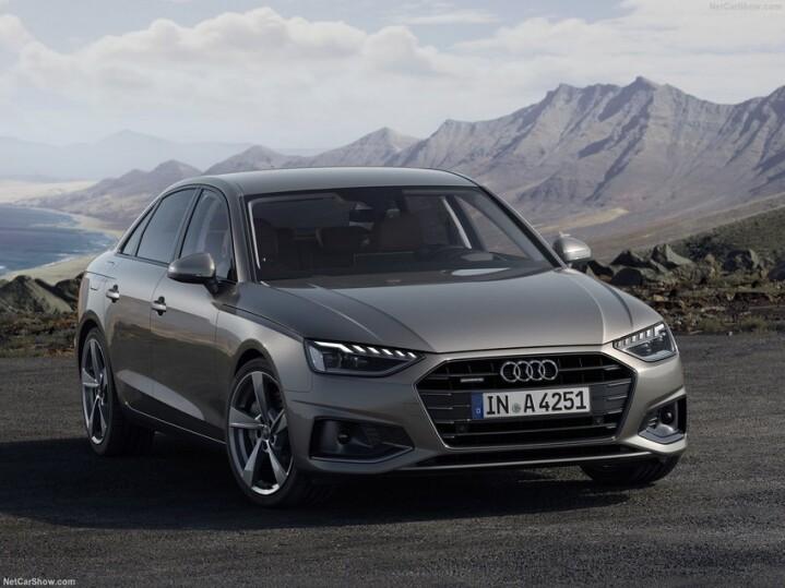 معرفی آئودی A4 جدید مدل 2019  + عکس